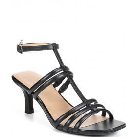 Women RSVP Collection Naturalizer Starla Strappy Leather Dress Sandals Naturalizer most comfortable RUMQKPC