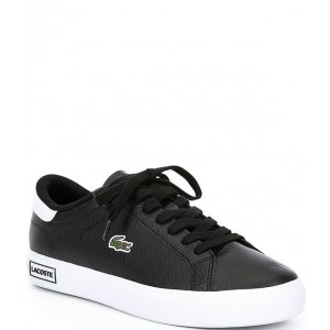 Women Women's Powercourt 0721 2 SFA Lace-Up Sneakers Lacoste outlet BLSCOME